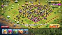 Clash of Clans Live - Jveux mon bonus de Gemmes! Multiples attaques enchaînées