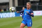 Equipe de France Féminine : entraînement avant le choc face aux USA I She Believes Cup