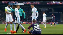 Kylian Mbappé Almost Injured by Marseille ⚽ After 3 Days from Neymar Injury Vs Marseille ⚽ 2018 _ HD