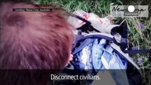 DISTURBING new footage: Alleged Ukraine rebels find MH-17 wreckage