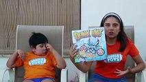 Juego de Agua Dunk hat game Challenge Español El Juego de Mesa con Agua en Abrelo Toys