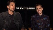 James Franco et Dave Franco dans The disaster artist - Interview cinéma