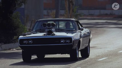 11 autos más famosos en la historia del cine