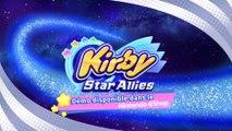 Kirby Star Allies - Bande-annonce de la démo