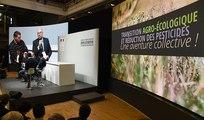"""SIA 2018 : Discours de Stéphane Travert lors de la séance sur la """"Transition agro-écologique et réduction des pesticides : une aventure collective !"""""""