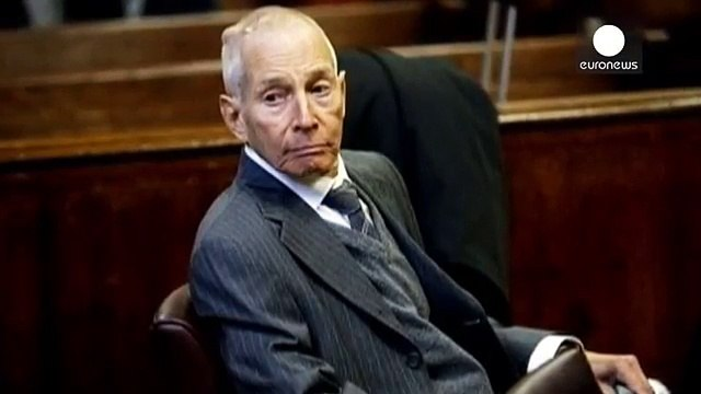 US Tycoon Robert Durst who us facing a murder charge is refused bail