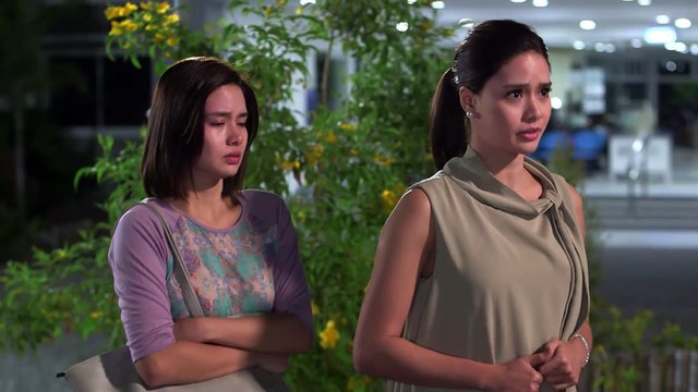 The Blood Sisters: Erika gets emotional   EP 14