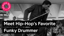 """Here's The """"Funky Drummer"""" Sampled By Dr. Dre & Kanye West"""