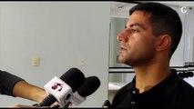Delegado fala sobre prisão dos quatro homens responsáveis por esfaquear e estuprar uma mulher