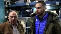 Baptiste Giabiconi et son papa évoquent leurs souvenirs au sein  du journal La Marseillaise