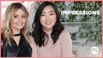 Jennifer Zhang on the Pressures of Making a Good First Impression | Pretty Unfiltered