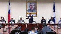 前總統馬英九聲援103年度中山獎學金解凍