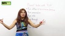 Phrasal Verbs with 'To Run' -  English Grammar lesson