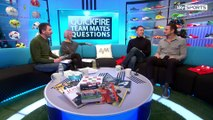 Frank Lampard and John Terry - Quickfire Teammates Questions
