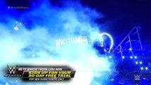 The Undertaker makes perhaps his final WrestleMania entrance  WrestleMania 33 (WWE Network)