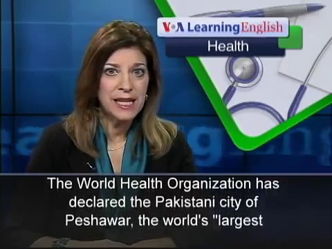 World Health Organization Warns of Polio in Pakistani…