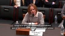 Violences sexuelles : le témoignage d'Evan Rachel Wood devant le Congrès américain