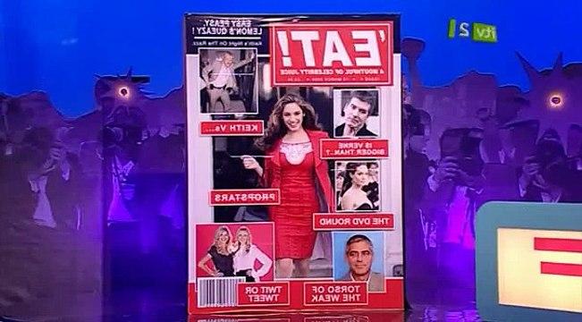 Celebrity Juice S02E04 Chanelle Hayes David Van Day Dave Berry Denise Van Outen