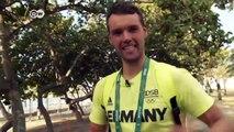My Olympics - German sailor Philipp Buhl | DW News