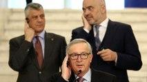 Jean-Claude adresse ses recommandations aux pays des Balkans