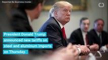 Republicans Furious As Trump Announces Huge New Tariffs