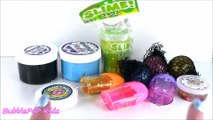 BEST vs WORST Slime! Black Butter SLIME! Candy Cloud SLIME! Nickelodeon Slime! Popsicle Putty! FUN