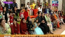 Salam Zindagi With Faysal Qureshi - Saba Faisal & Arsalan Faisal - 2nd March 2018