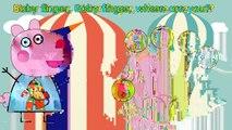 #Peppa Pig #Robocar Poli #Finger Family #Nursery Rhymes Lyrics and More