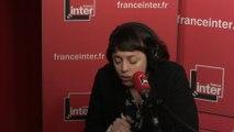 Sylviane Agacinski au micro d'Hélène Fily