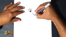 Como dibujar a simba 3 - como dibujar al rey leon - Draw simba lion king - how to draw lion king