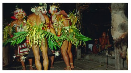 Voyages de l'année 2018 / Tamera : Indonésie, rencontre chamaniques chez les hommes-fleurs de Sibeirut