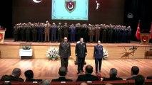 Başbakan Yıldırım Milli Savunma Üniversitesi Mezuniyet Töreni'ne katıldı - İSTANBUL