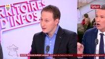 Territoires d'Infos - 02/03/2018 - Nicolas Dupont-Aignan