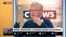 "Dominique Besnehard tacle Caroline de Haas : ""J'ai envie de la gifler"""
