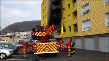 Deux morts dans l'incendie d'un appartement à Mutzig