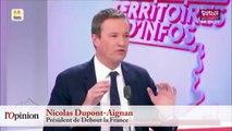 Jean-Marie Le Pen «amusé de voir les échecs» de sa fille Marine Le Pen