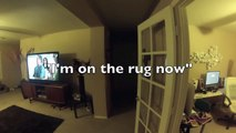 Ghost Child Speaks in my House - Huff Paranormal - real ghost video
