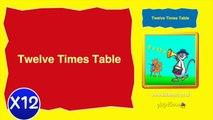Kidzone - Twelve Times Table