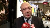 """""""Les formations agricoles ont un taux d'insertion sur le marché du travail de 90%"""" Stéphane Travert, ministre de l'Agriculture"""