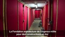 Architecture d'urgence: solutions temporaires ou durables?