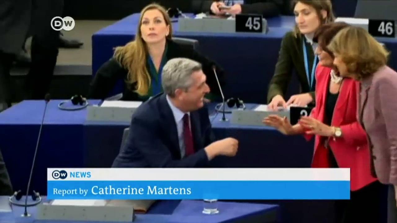 European Parliament slams EU-Turkey deal | DW News