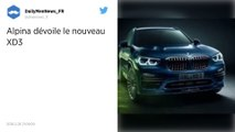 Alpina XD3 : 4 turbos pour le BMW X3.