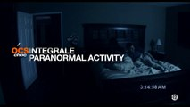 thema INTEGRALE PARANORMAL ACTIVITY OCS