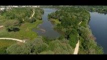 Le Parc du Peuple de l'herbe, lauréat du grand prix des zones humides