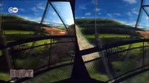 Using virtual reality glasses | Shift