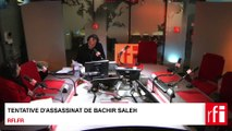 Tentative d'assassinat de Bachir Saleh