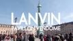 Défilés LANVIN / GUY LAROCHE / MANISH ARORA I  Fashion Week By ELLE Girl Automne Hiver 2018-2019 ! #3
