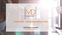 MD AGENCEMENT : Spécialiste en menuiserie générale, ouvertures, fermetures et agencement