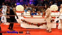 WWE Raw 2018 Roman  Reigns returns for attacking Lana and Rusev in Wedding Days, the beautiful lana is on wedding days with rusev but the doog roman reigns returns and interrumps the wedding, roman reigns attack lana and rusev, EMOCIONAL MATCH REAL