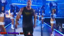 WWE Raw 2 mar 2018 The Rock Returns and with John Cena attack Braun Strowman, The champion of the world the rock is goin back on wwe , entrance for battle with john cena, the rock vs braun strowman and other superstar,the rock is best